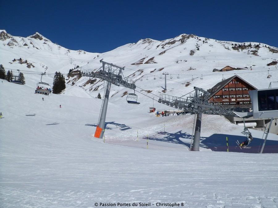 Champ ry les crosets tsd6 grand conche passion portes - Domaine skiable les portes du soleil ...